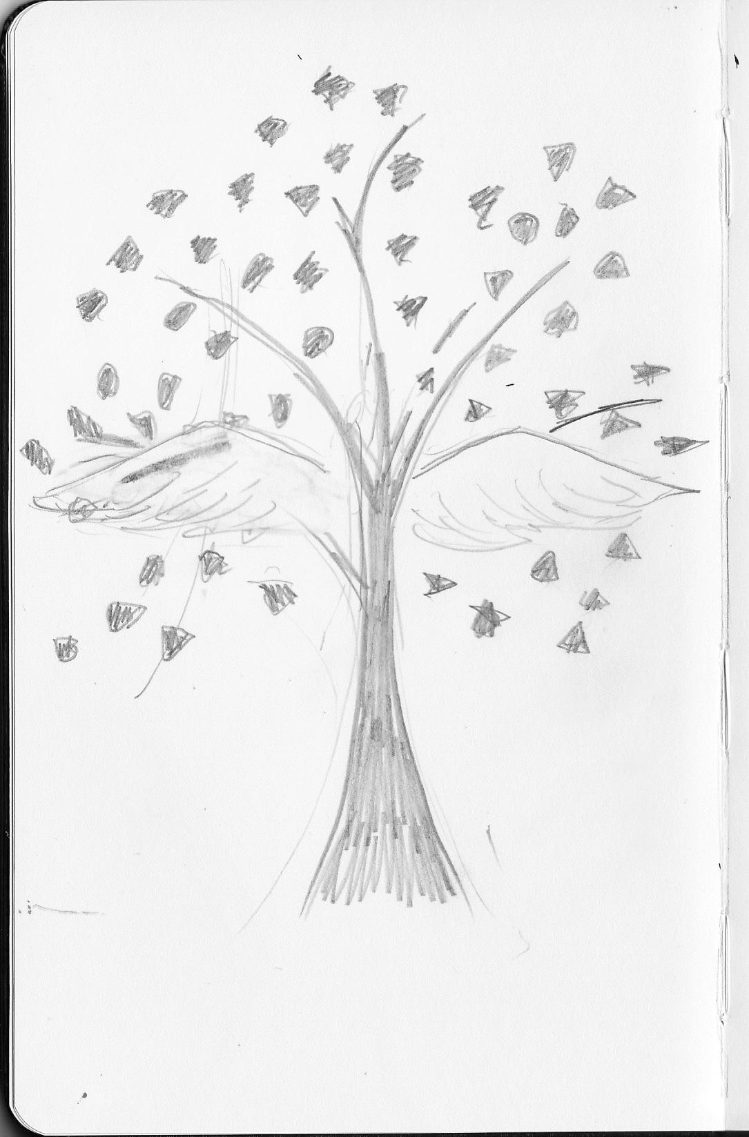 float-on-tree
