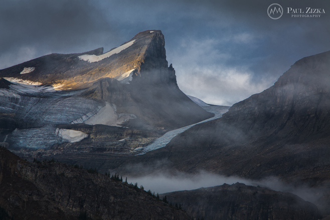 Fang in the Mist © Paul Zizka Photography