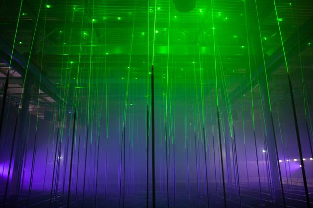 laser-forest