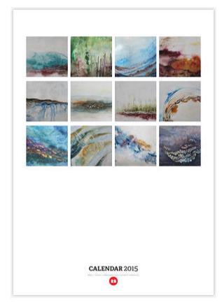 rb art calendar