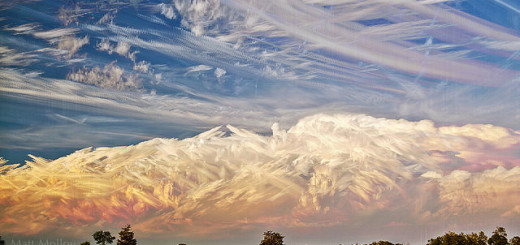 crystallized clouds matt molloy